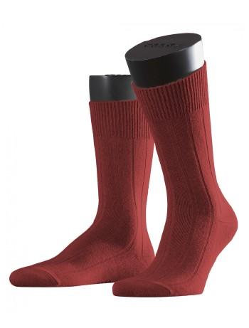 Falke Lhasa Rib Mens's Socks wine