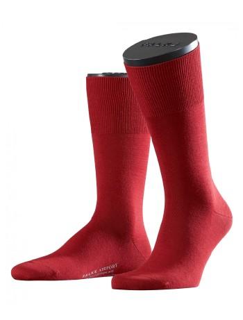 Falke Airport Men Socks cranberry