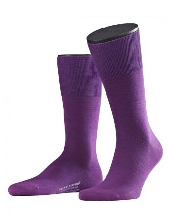 Falke Airport Men Socks petunia
