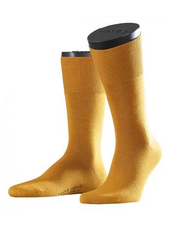 Falke Airport Men Socks golden oak