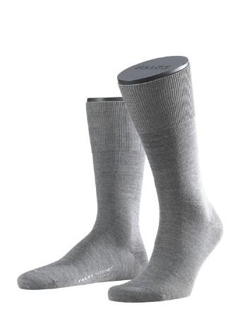 Falke Airport Men Socks dark grey