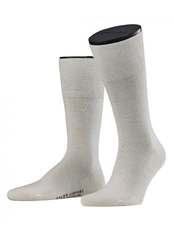 Falke Airport Men Socks woolwhite