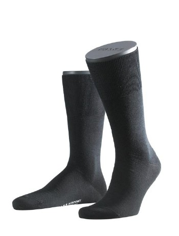 Falke Airport Men Socks black