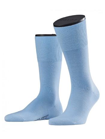 Falke Airport Men Socks lightblue