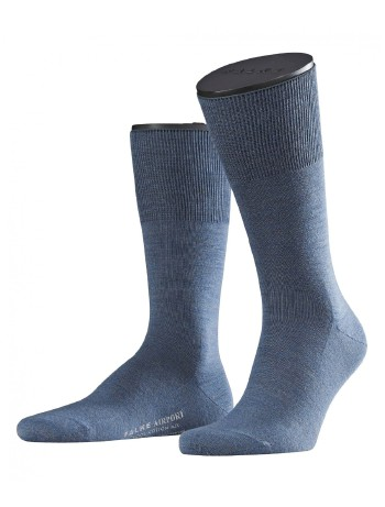 Falke Airport Men Socks arctic mel.