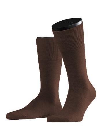 Falke Airport Men Socks brown