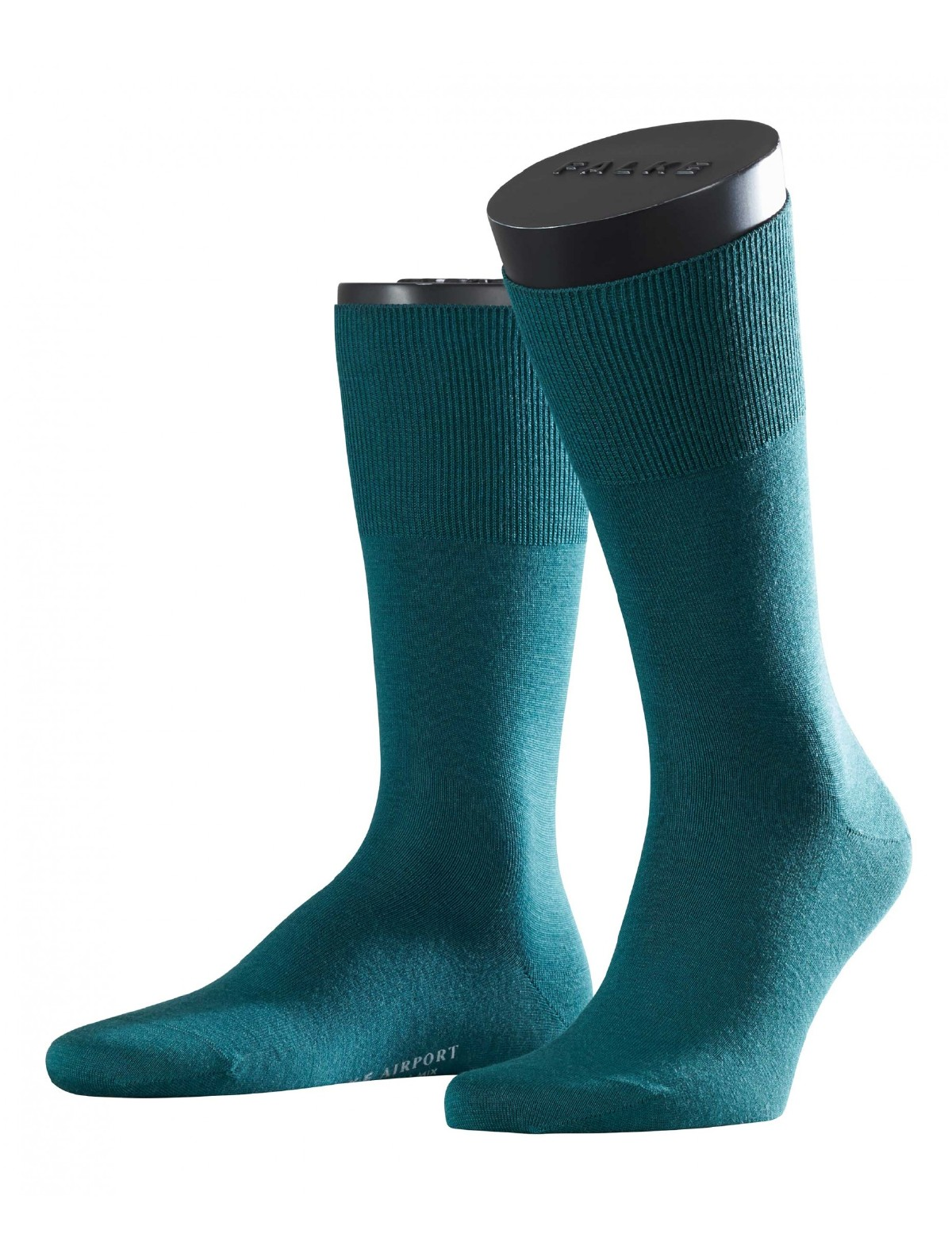 Mens Airport Socks, Opaque Falke