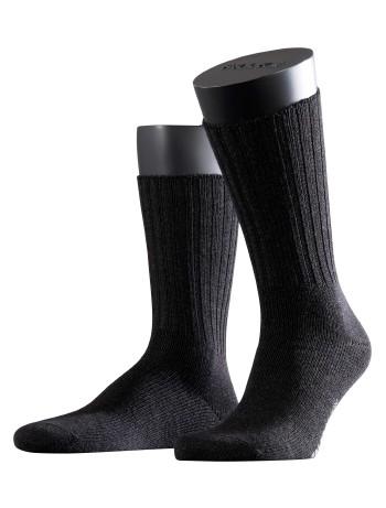 Falke Nelson Men Socks anthracite mel.
