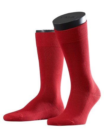 Falke London Sensitive Socks scarlet
