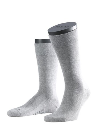 Falke London Sensitive Socks light grey