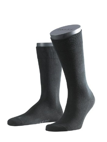 Falke London Sensitive Socks black