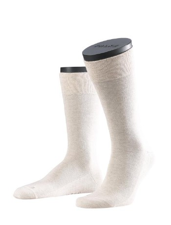 Falke London Sensitive Socks sand melange