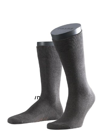 Falke London Sensitive Socks dark brown