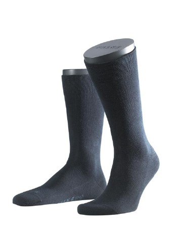 Falke London Sensitive Socks dark navy