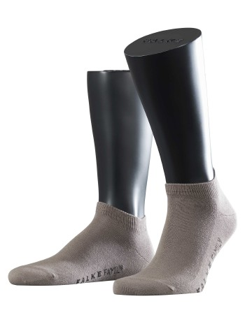 Falke Family Men's Sneaker Socks pale khaki