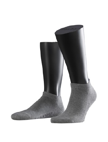 Falke Family Men's Sneaker Socks light grey