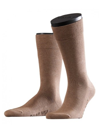 Falke Family Men's Socks nutmeg mel.