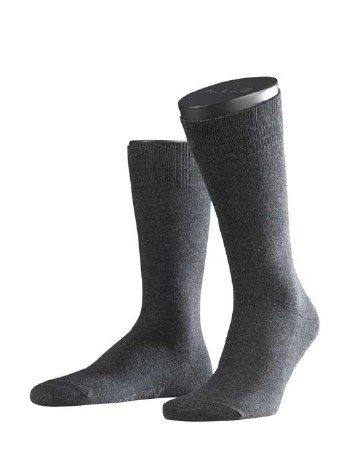Falke Family Men's Socks anthracite mel.