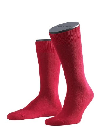 Falke Family Men's Socks scarlet