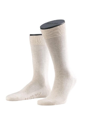 Falke Family Men's Socks sand melange