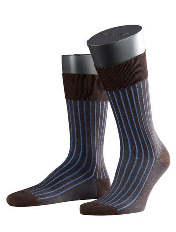 Falke Shadow Men's Socks brown-indigo