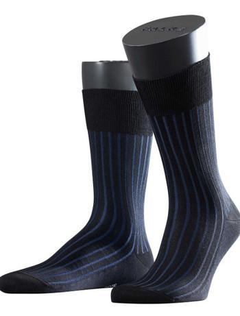 Falke Shadow Men's Socks black/linnen