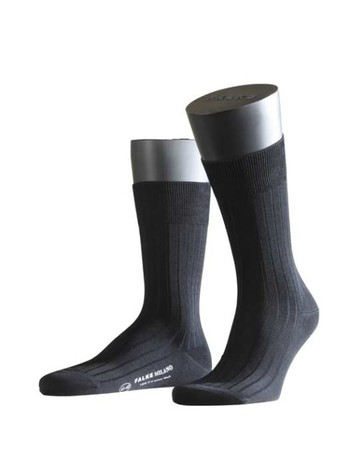 Falke Milano Men's Classic Socks black