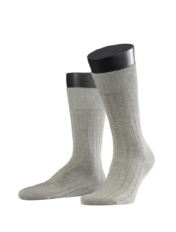 Falke Milano Men's Classic Socks light grey