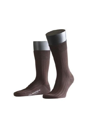 Falke Milano Men's Classic Socks brown