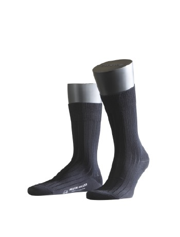 Falke Milano Men's Classic Socks dark navy