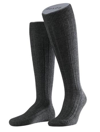 Falke Casual Men's Knee Highs anthracite mel.