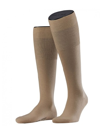 Falke Airport Men's Knee High Socks sand