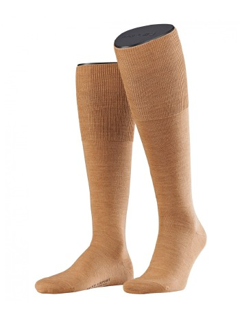 Falke Airport Men's Knee High Socks camel mel.