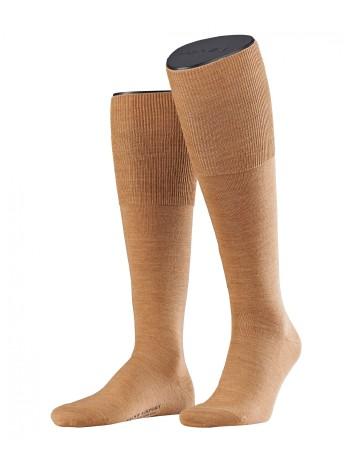 Falke Airport Men's Knee High Socks camel mel.