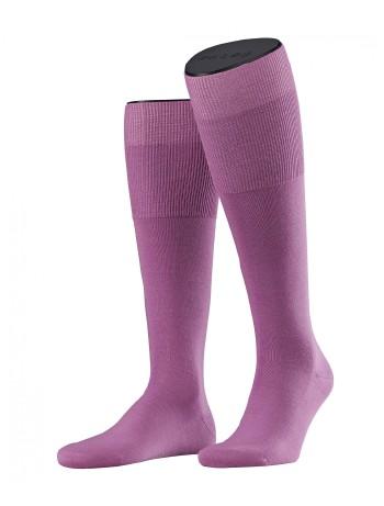 Falke Airport Men's Knee High Socks lilac