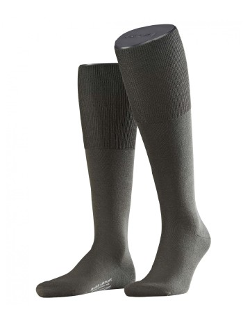 Falke Airport Men's Knee High Socks forest