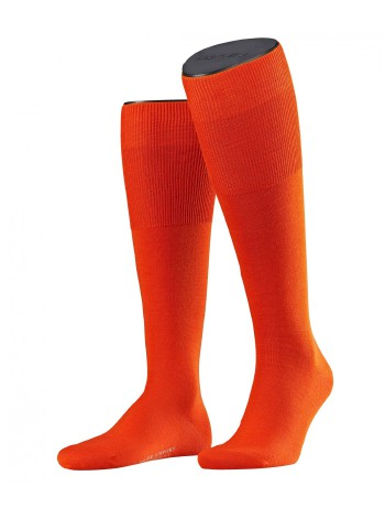 Falke Airport Men's Knee High Socks brick