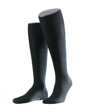 Falke Airport Men's Knee High Socks black