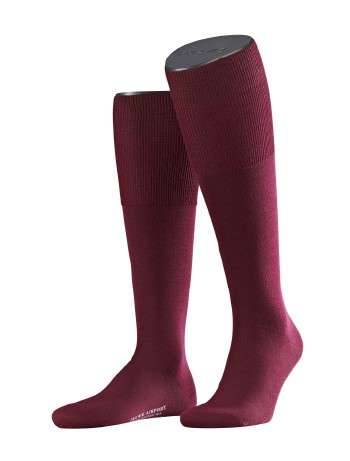 Falke Airport Men's Knee High Socks barolo