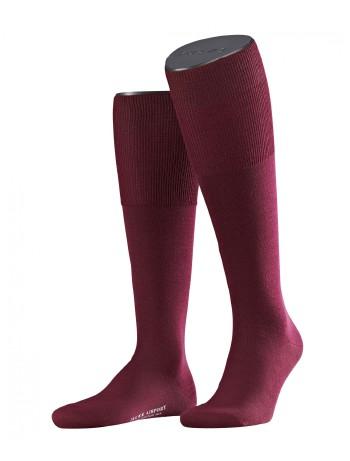 Falke Airport Men's Knee High Socks barolo
