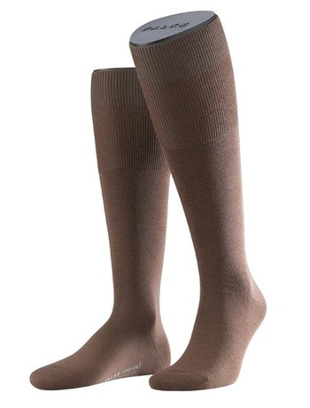 Falke Airport Men's Knee High Socks humus