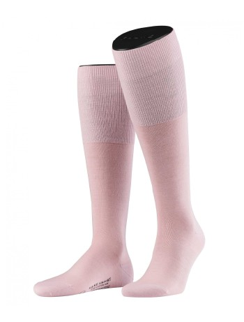 Falke Airport Men's Knee High Socks rose