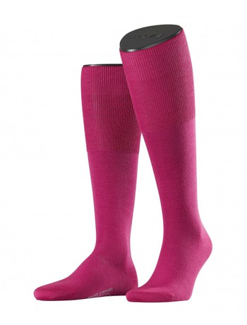Falke Airport Men's Knee High Socks arctic pink