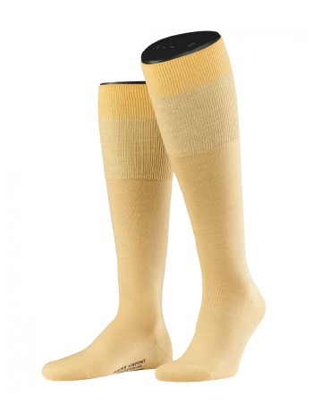 Falke Airport Men's Knee High Socks sun flower