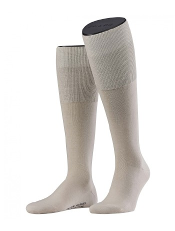 Falke Airport Men's Knee High Socks nature