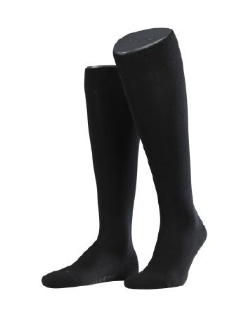 Falke Sensitive London Men's Knee High Socks black