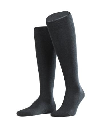 Falke Sensitive London Men's Knee High Socks dark navy