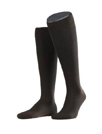Falke Sensitive London Men's Knee High Socks brown