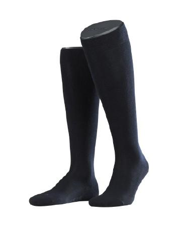 Falke Sensitive London Men's Knee High Socks anthracite mel.