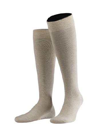 Falke Family Men's Knee High Socks sand melange